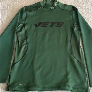🔥Nike NFL Jets Long Sleeve Sz L🔥